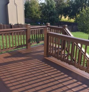 Deck Stain – Solid Color