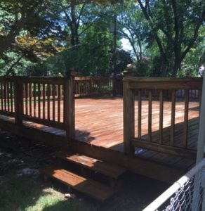 Deck Stain – Natural